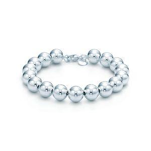 Tiffany HardWare Ball Bracelet, Sterling Silver
